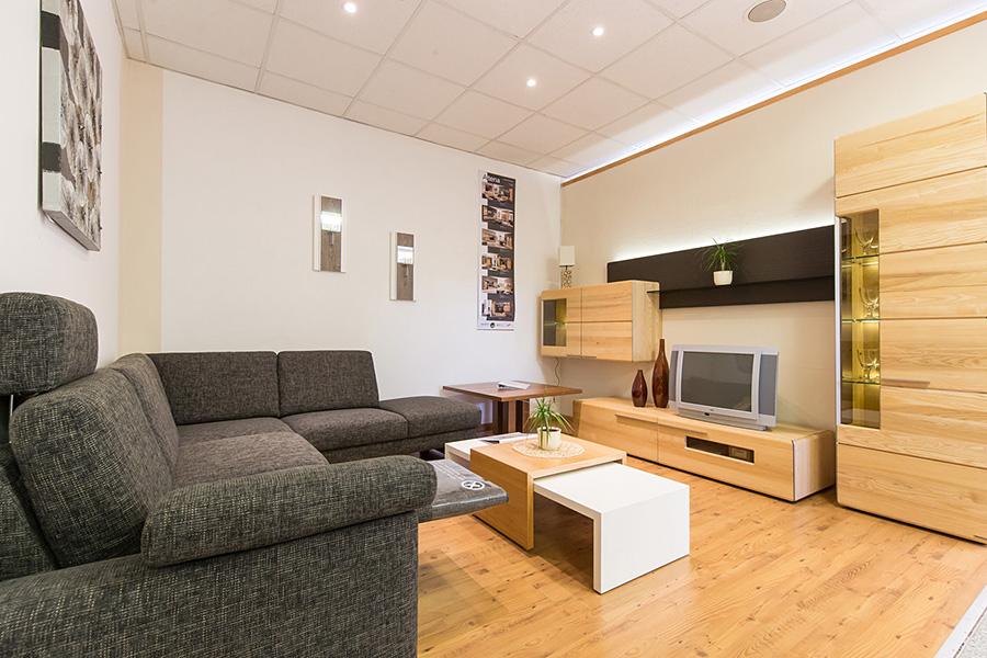 Wohnzimmer-Möbel mit Wohlfühlcharakter