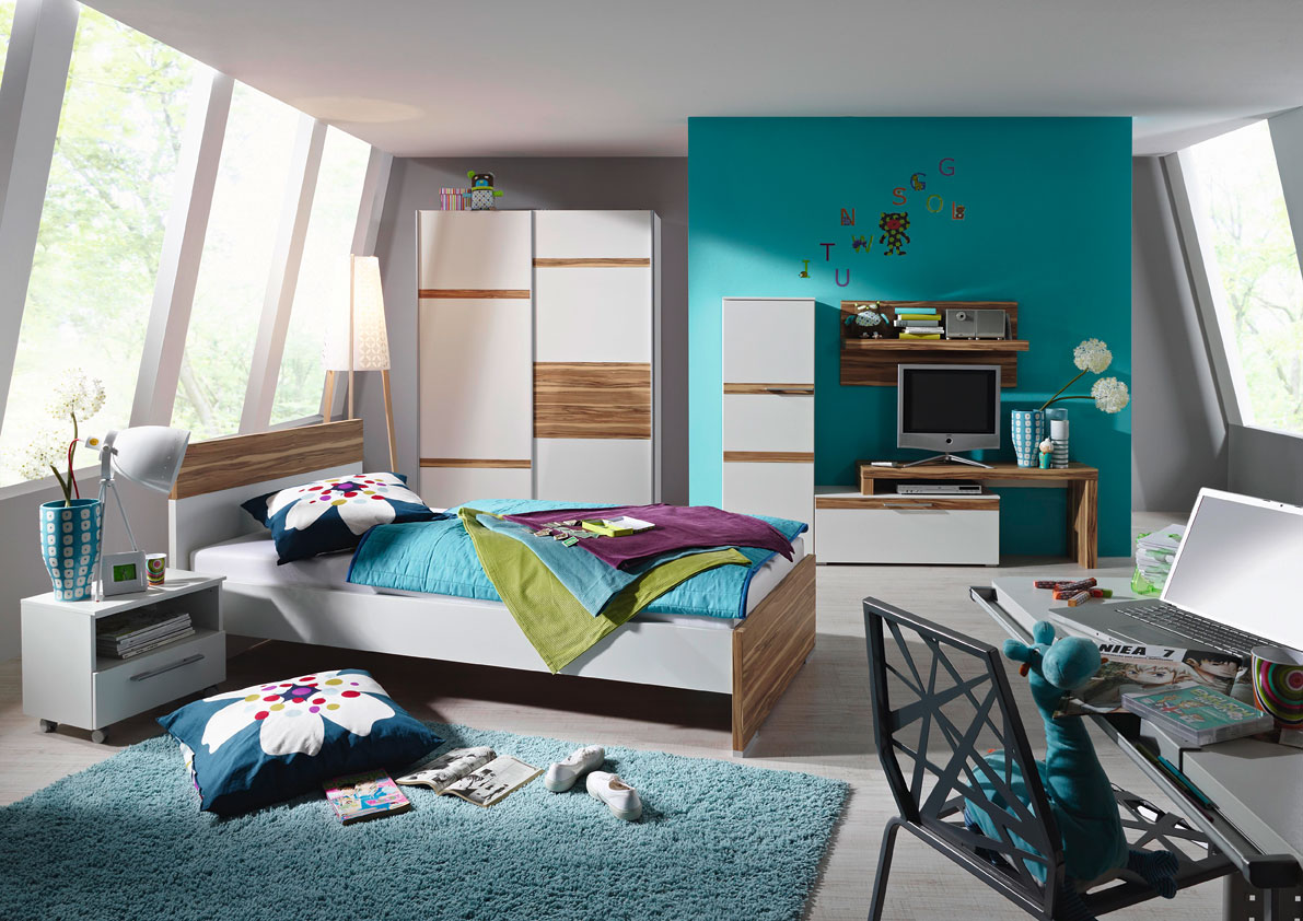 kinder und jugendzimmer f r jeden anspruch. Black Bedroom Furniture Sets. Home Design Ideas