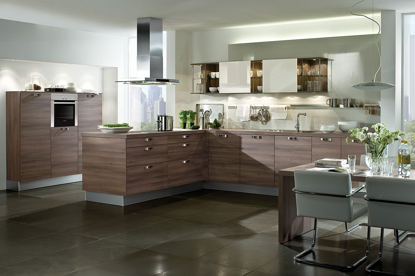 k chen in ihrer ganzen vielfalt. Black Bedroom Furniture Sets. Home Design Ideas