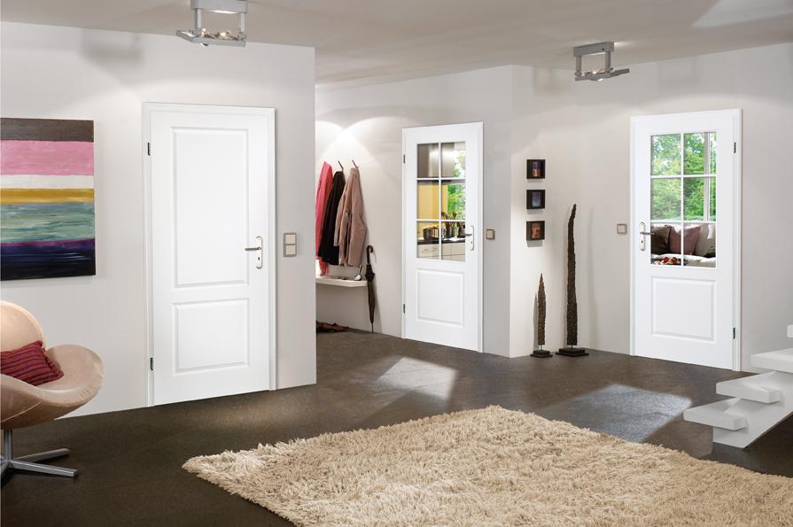 stabile und pflegeleichte t ren. Black Bedroom Furniture Sets. Home Design Ideas