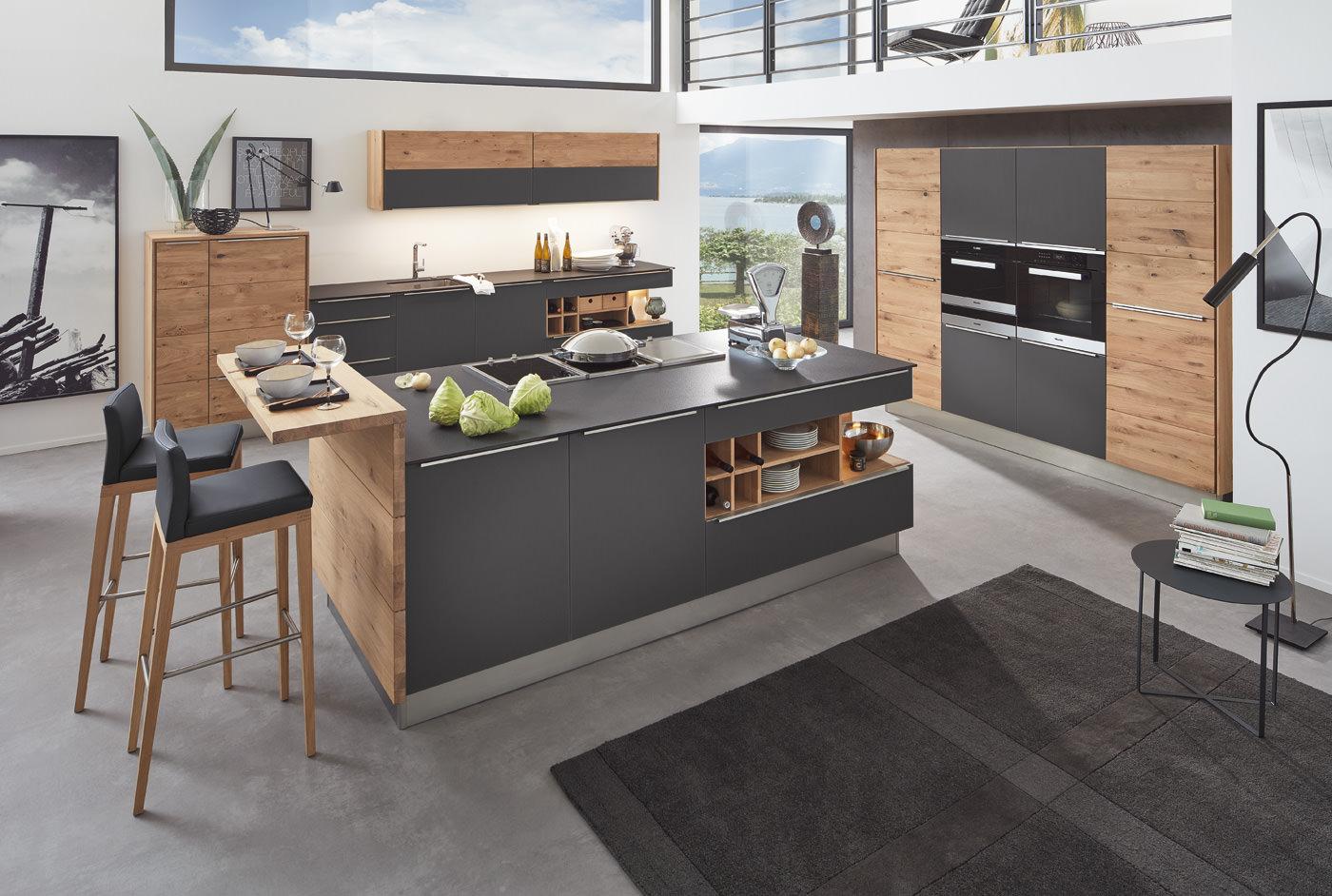 Decker BIO Küchen aus Massivholz