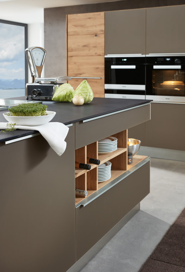 decker bio k chen aus massivholz. Black Bedroom Furniture Sets. Home Design Ideas